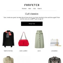 [Farfetch] The 16 best pieces to buy now, according to you
