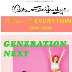 [Miss Selfridge] Win tickets to see the Spice Girls Live ✌️