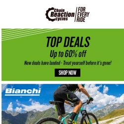 [Chain Reaction Cycles] Monday, what's your deal?
