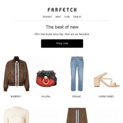 [Farfetch] Incoming. New Burberry, Marni and more