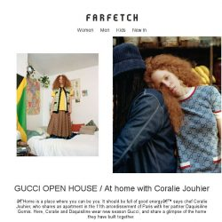 [Farfetch] If Gucci did house tours…