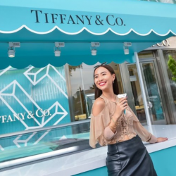 Tiffany & Co.: Enjoy a FREE Ice Cream at ION Orchard from 4 - 7pm!