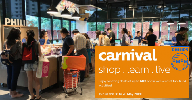 05b03123d12 The popular Philips Carnival is back this May 18-20 at the Philips APAC  Center!