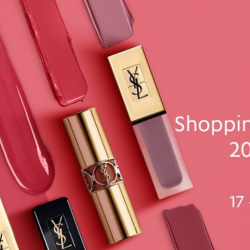 YSL Beauty: Enjoy 20% OFF Storewide with No Min. Spend at VivoCity!