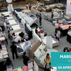 King Koil: 2nd Epic Home Fair with Up to 70% OFF Beddings, Furniture & Mattresses!