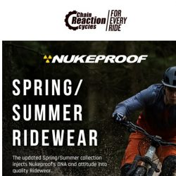 [Chain Reaction Cycles] NEW-keproof Ridewear