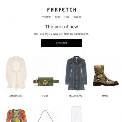 [Farfetch] Incoming. 400+ new arrivals