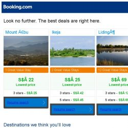 [Booking.com] Prices in Mount Ābu are dropping for your dates!