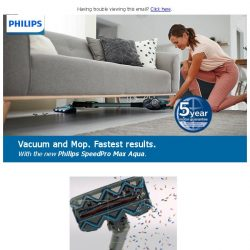 [PHILIPS] 5 days only: Get $100 shopping vouchers and a cleaning kit worth $79!