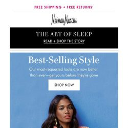 [Neiman Marcus] Best-sellers on sale now