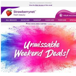 [StrawberryNet]  US$1 Deals to freak out about