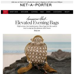 [NET-A-PORTER] Your new elevated evening bag
