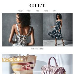 [Gilt] Rebecca Taylor | Up to 50% Off Luxe Totes