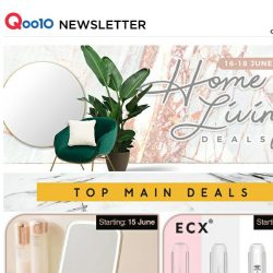 [Qoo10] [GSS HOME FAIR] is HERE! Colgate Official Launch & 3M Store FREE SHIPPING, each is giving FREE GIFT worth up to $100 with purchases!! What's more, we hand picked Quality Furniture Items for your home. Click here to SHOP NOW!