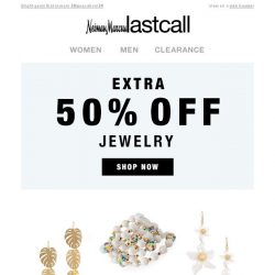 [Last Call] Jet, set, & go JEWELRY under $99