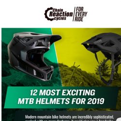 [Chain Reaction Cycles] Use your head! Check out our helmets buying guide