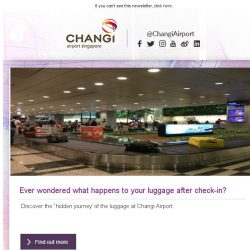 [Changi Airport] , win tickets to the Changi Experience Studio!