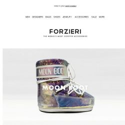 [Forzieri] What's new: MOON BOOT, MSGM and 3.1 Phillip Lim