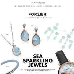 [Forzieri] The Jewelry Edit: Dreams of the Sea