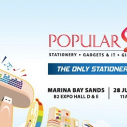 POPULAR: Enjoy Up to 70% OFF Stationery, IT Products & More at the POPULAR Show!