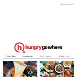 [HungryGoWhere] July Dining Perks - Buffet Spread on Local Signatures, Thai Cuisine, Durian, and more