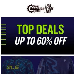 [Chain Reaction Cycles] Right Now: 60% Off 💸