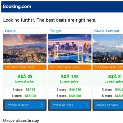[Booking.com] Seoul, Tokyo, or Kuala Lumpur? Get great deals, wherever you want to go