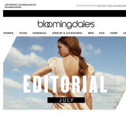 [Bloomingdales] 6 looks from a top stylist & more