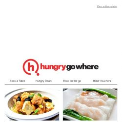 [HungryGoWhere] Discover your favourite Cantonese dining treats: Garoupa dishes at $26++, 1 for 1 hotpot set menu, and more