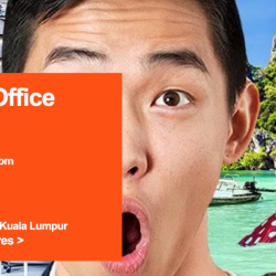 Jetstar: Out-of-Office Sale to 22 Destinations from SGD52!