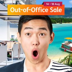 Jetstar: Out-of-Office Sale with Fares to Kuala Lumpur, Phuket, Bali, Darwin & More from SGD52!