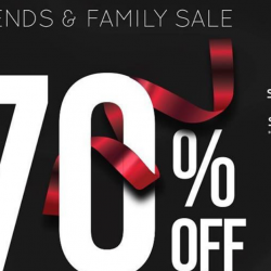 Samsonite: Friends & Family Sale with Up to 70% OFF Travel Luggages, Backpacks & Accessories