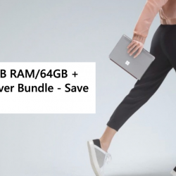 Microsoft Singapore: Get the New Ultra-Portable Surface Go at Less Than SGD700!