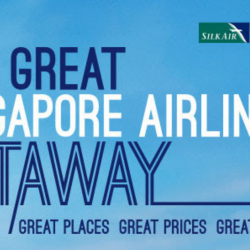 Singapore Airlines: The Great Singapore Airlines Getaway with All-In Return Fares from SGD148!