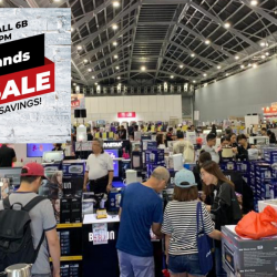 Harvey Norman: Big Brands Big EXPO Sale with Lots of Deals on Electrical & IT Products!