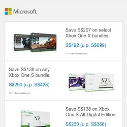 [Microsoft Store] 11.11 Xbox Offers available: Shop Now!