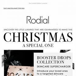 [RODIAL] Your Christmas Wish List Inside 🎁
