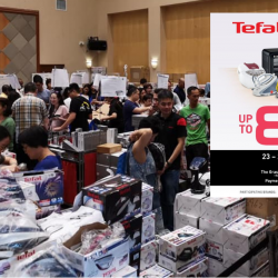 Tefal & WMF: Year-End Warehouse Sale with Up to 80% OFF Cookware & Home Appliances