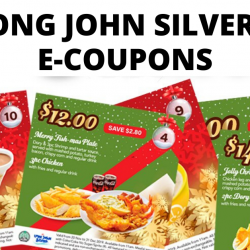 Long John Silver's: Save Up to $3.40 with 12 E-Coupons!