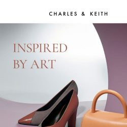 [Charles & Keith] Inspired by Art