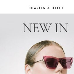 [Charles & Keith] New In: Holiday Must-Haves