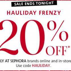 Sephora: Get 20% OFF Tarte, Huda Beauty, Anastasia Beverly Hills, Drunk Elephant & More!