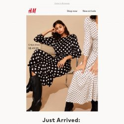 [H&M] Connect the dots
