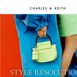[Charles & Keith] 4 Style Resolutions For 2020