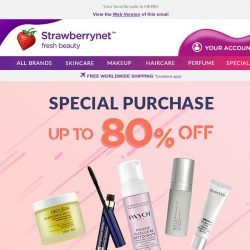 [StrawberryNet] 🤩Up to 80% Off Special Purchase Alert!🔔