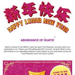 [BreadTalk] Huat's up? $888 is up for grabs!