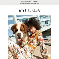 [mytheresa] Escape with Gucci Cruise 2020