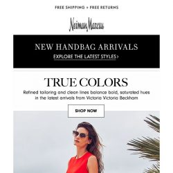 [Neiman Marcus] See what's just landed