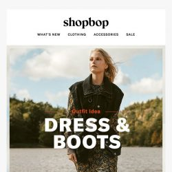 [Shopbop] Need winter outfit inspo?