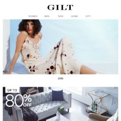 [Gilt] Joie | Up to 80% Off Home Sale